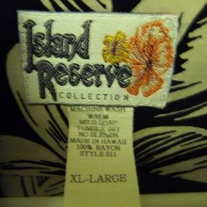Island Reserve Collection